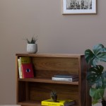 Boonk Walnut Bookshelf Konk Custom Handmade Furniture