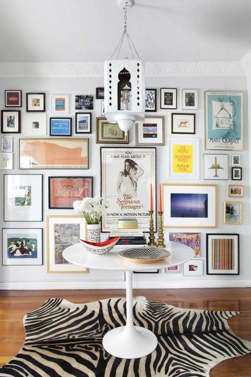 Art Hanging Tips Ram Creates