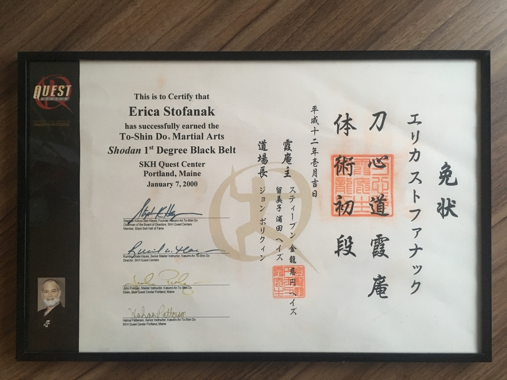 How My Career As A Martial Arts Instructor Prepared Me For