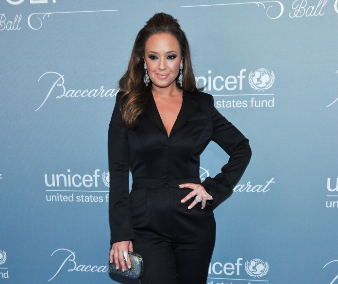 """In this Jan. 14, 2014 file photo, Leah Remini arrives at the 2014 UNICEF Ball in Beverly Hills, Calif. Remini is talking about Scientology and Tom Cruise in a new interview with ABC's """"20/20."""" The actress says in a clip released Monday, Oct. 26, 2015, that """"Being critical of Tom Cruise is being critical of Scientology itself. (AP)"""