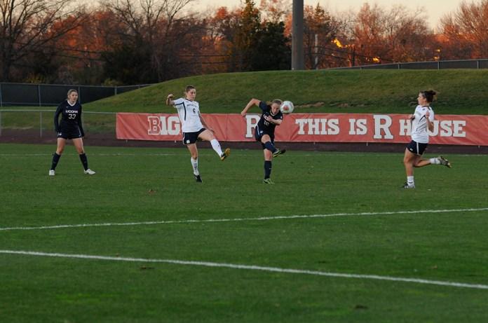 UConn Women's Soccer vs. Notre Dame