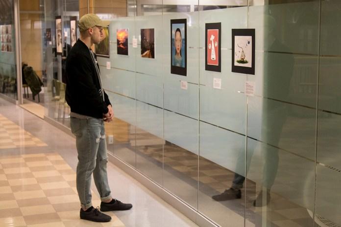 Student Art Exhibition @ Wilbur Cross