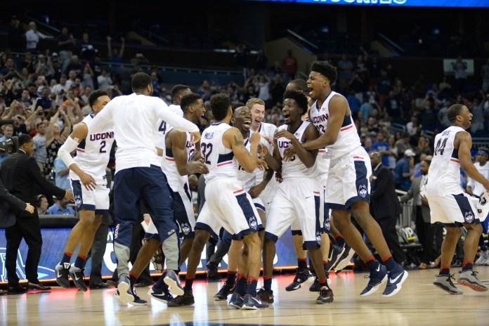 UConn Men's Basketball vs. Memphis