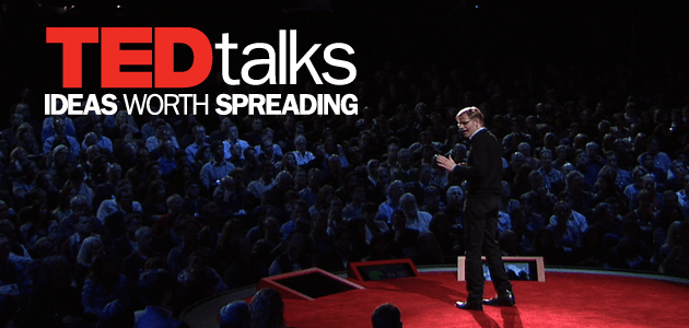 TED talks are a daily video podcast in which the world's best leaders and thinkers give lectures of their life experiences, technology and entertainment, among other things. (Image courtesy of nyfa.edu)
