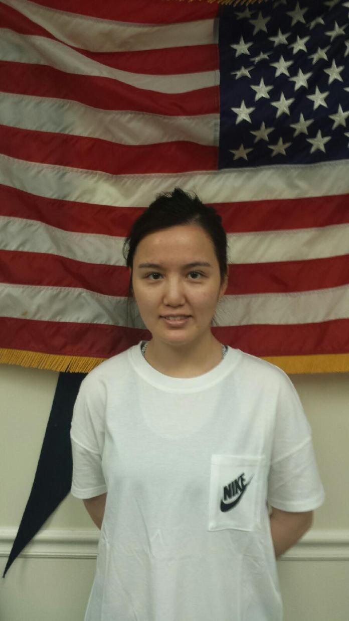 Yuanjing Yao, a fourth-semester undecided major,was accepted into the Army Engineer Program with the Army Reserves. (Courtesy/UConn ROTC)