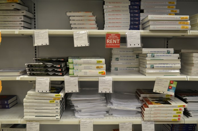 UConnPirg's report blames online codes being bunched with textbooks as the new face of the textbook monopoly.