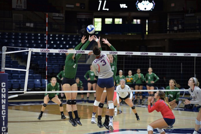 The Huskies, off to their best start since 2007, open conference play this weekend. (Amar Batra/The Daily Campus)