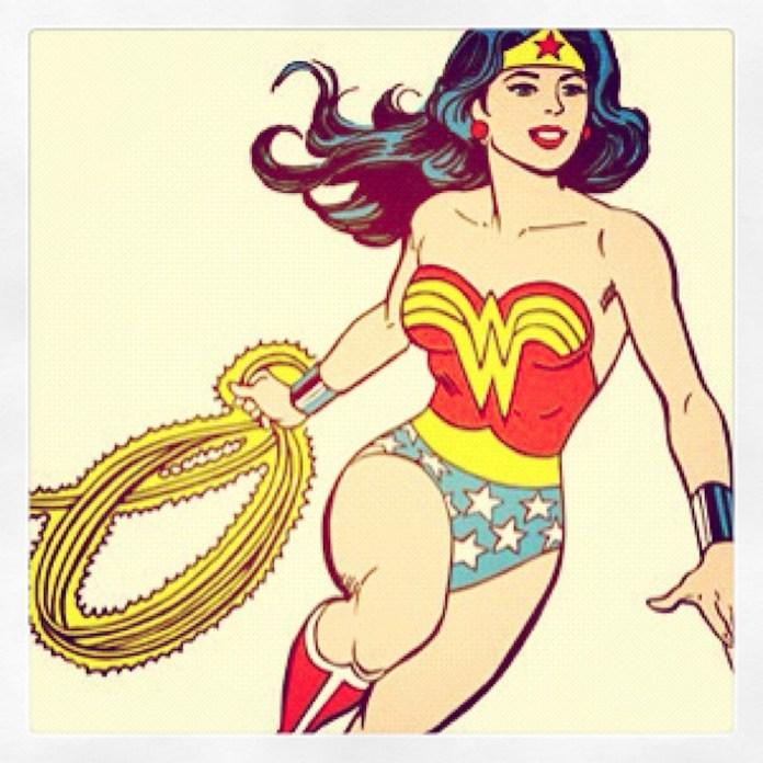 '80's Wonder Women in an Instagram frame. (Kyle Jones/Creative Commons/Flickr)