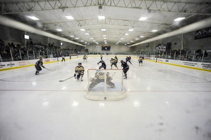 Hockey season is here   Oct. 2