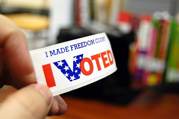 Due to the passing of the Shelby County vs. Holder decision, black voters have experienced voter suppression and discrimination. (kelly Minars/ Flickr Creative Commons)