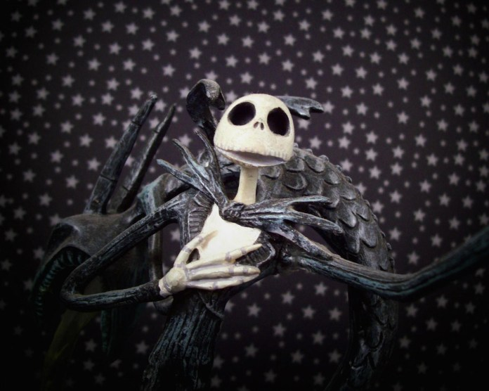 """""""The Nightmare Before Christmas"""" is the first to air of the 13 Nights of Halloween at 5:30 p.m. EDT on Freeform.(Charles Rodstrom/Flickr Creative Commons)"""