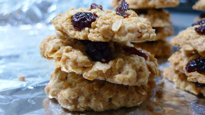 Oatmeal cookies, a classic cookie that is perfect for just about any holiday. (Phoebe/Flickr Creative Commons)