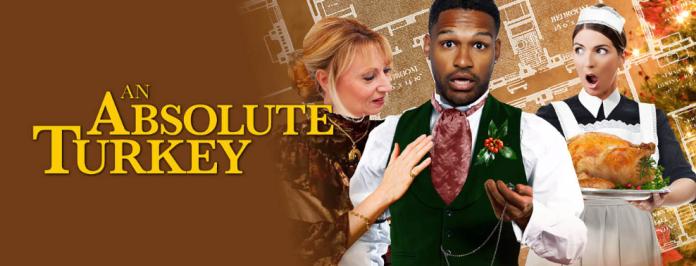 """""""An Absolute Turkey"""" is running from December 1-10 at the Jorgensen Theater. ( crt.uconn.edu )"""