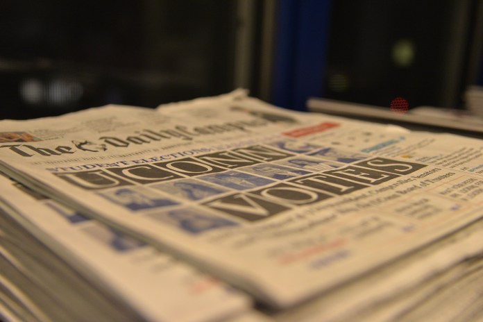Journalism has become a controversial field. Our writer discusses our the millenial generation is determined to create and lead movements in this field. (File Photo/ The Daily Campus)