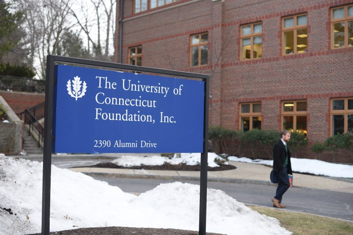 Isabella Bachman, who received the most votes in last week's election for student director of the UConn Foundation, is appealing to overturn her disqualification for filing a late Campaign Finance Statement. (Zhelun Lang/The Daily Campus)