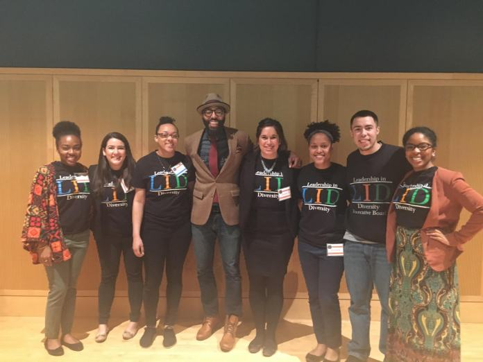 Also included in the presentation were ways to overcome barriers in cultural competence, the School-to-Prison Pipeline and how to eradicate cultural imperialism in our school systems.(Photo courtesy of Christopher Emdin's Twitter @chrisemdin)