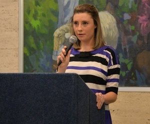 Lysette Johnson, VP-elect