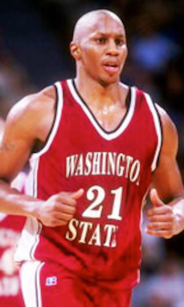 Carlos Daniel was a star of Washington State University prior to becoming UConn's new director of strength and conditioning. (Photo courtesy of UConn Huskies)