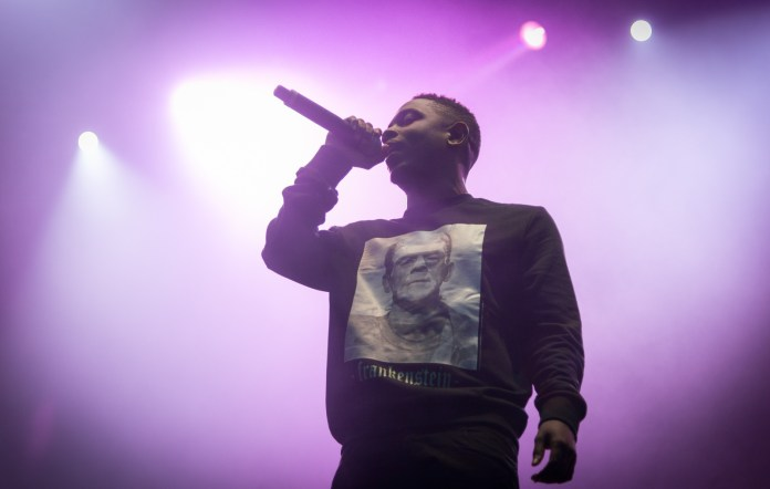 """Religion has been front and center on Kendrick's mind throughout his career, and """"DAMN."""" is no different. """"FEAR.,"""" the epic homily on fear in multiple stages of Kendrick's life, takes a very interesting view on the plight of minorities in today's society.(Wikimedia Creative Commons)"""