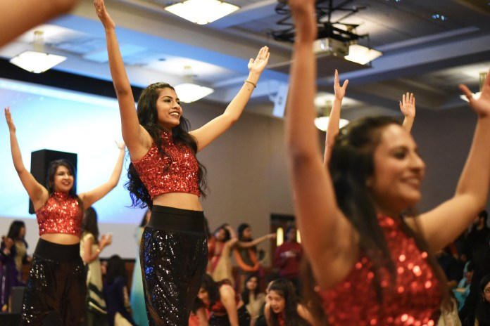 Vishruthi Palanivel is another member of the team. They participate in about 10 different competitions or showcases including Asian Nite and Dancers for Difference.