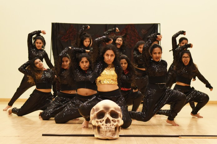 Surya received a second-place trophy at Nach Ki Dikha, the competition in Virginia on April 1, 2017 after countless hours of practice and commitment.