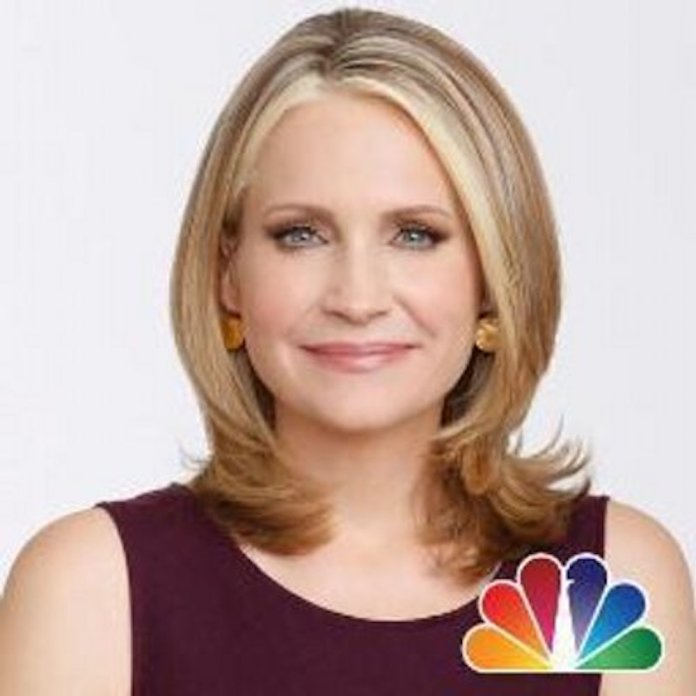 Andrea Canning, a correspondent for Dateline NBC, talks about her experience as a journalist. (Photo courtesy of Andrea Canning's Twitter)