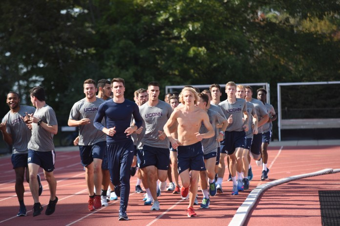 Improvement was evident for the Huskies in the 44th Annual Paul Short run (Charlotte Lao/The Daily Campus)