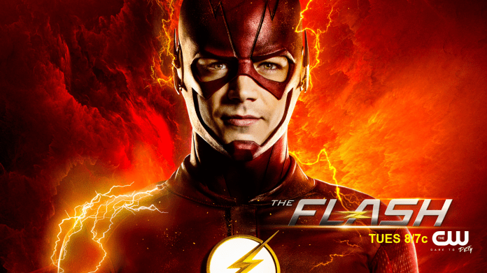 The fourth season of 'The Flash' premiered and it starts with a new threat:A flying Samurai called Samuroid with rather evil intentions. (Photo Courtesy of http://geekleagueofamerica.com/)