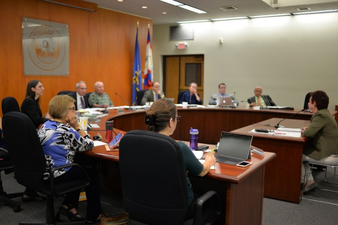 The Mansfield Town Council passed measures recently that the Editorial Board believes are unfair to students.(Amar Batra/The Daily Campus)