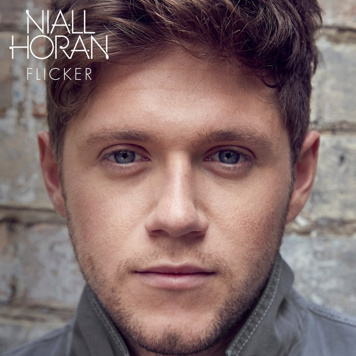 """This cover image released by Capitol Records shows """"Flicker,"""" a new release by Niall Horan. (Capitol Records via AP)"""