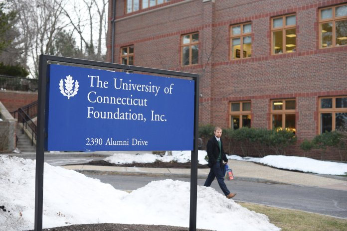 The University of Connecticut's first annual 36-hour online fundraising marathon, UConn Gives, raised over $260,000 during its run from April 4-5, according to the  fundraiser's website . (Daily Campus file photo)
