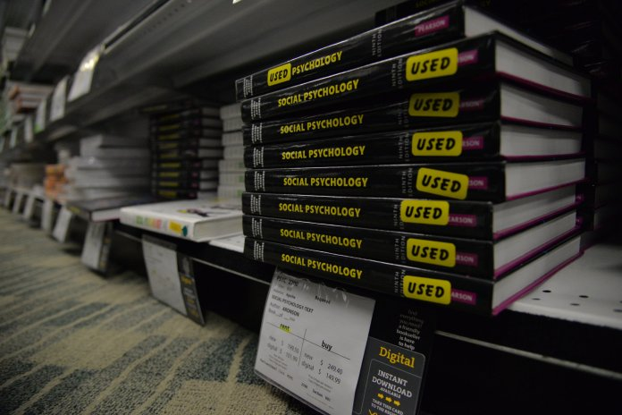 Textbooks are expensive, but there's an art to buying and using them correctly. (File/The Daily Campus)