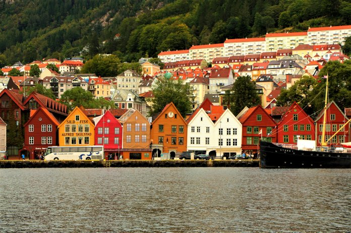 The United States should start looking to Norway's welfare state for inspiration. Norway provides salaried family leave and highly subsidized child care, among many other amazing benefits. (Juan Antonio Segal/ Flickr, Creative Commons )