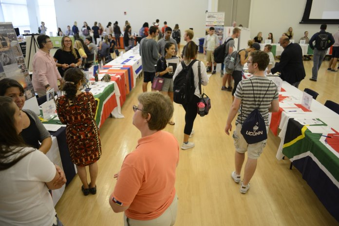 Studying abroad helps students expand their world view by coming into contact with other cultures, Nightingale said. (File/The Daily Campus)