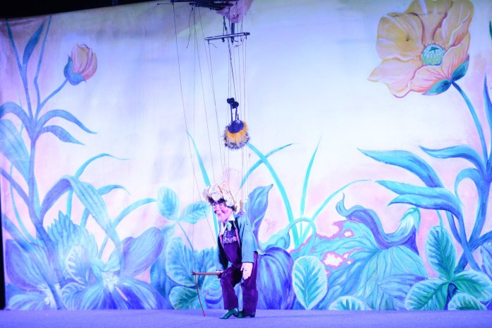 """If you missed the chance to attend """"The Fairy Circus,"""" make sure to check out """"Sir George and the Dragon"""" by Pumpernickel Puppets on Oct. 27. (Hanaisha Lewis/The Daily Campus)"""