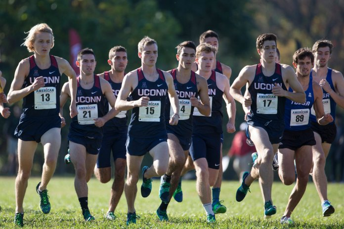The Huskies placed fourth out of 20 teams at the Princeton Invitational. (Photo courtesy of  uconnhuskies.com )