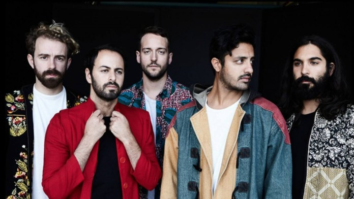 Young the Giant releases bright new track and announces tour, posted onJune 14, 2018. (Photo by Gabi Mrozowski)