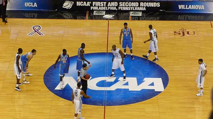 The future of the NCAA could be determined, not on a basketball court or a football field, but in the court room. (Ivan Campos/ Fllickr, Creative Commons)