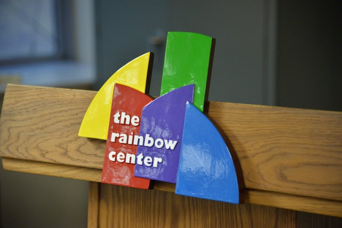 The Rainbow Center. (File Photo/The Daily Campus)