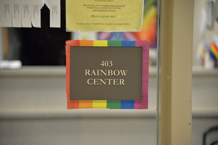 """The Rainbow Center held an """"Out to Lunch"""" discussion on Thursday. (File photo/The Daily Campus)"""