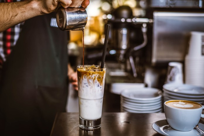 A Dublin Iced Coffee is something fun to try during the winter months (Marco Verch/The Daily Campus)