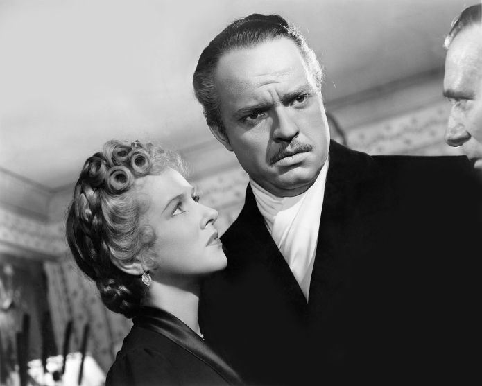 """On May 1, 1942, the movie """"Citizen Kane"""" premiered for the first time. """"Citizen Kane"""" follows the story of newspaper publisher Charles Foster Kane as investigators try to figure out the meaning to his enigmatic last word, """"Rosebud."""" (Public Domain/Wikimedia Commons)"""