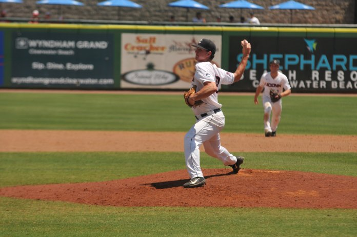 - UConn saw some quality pitching performances from all five who touched the mound today at Spectrum Field.