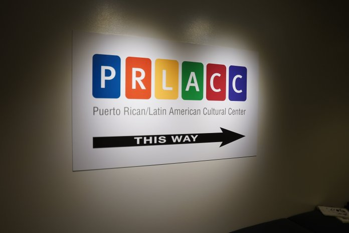 The Puerto Rican And Latin American Center (PRLACC) at UConn.  Photos by Eric Wang / The Daily Campus