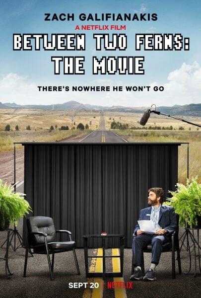 """Between Two Ferns'"" is a new Netflix Original Film starring Zach Galifianakis.  Photo from    collider.com"
