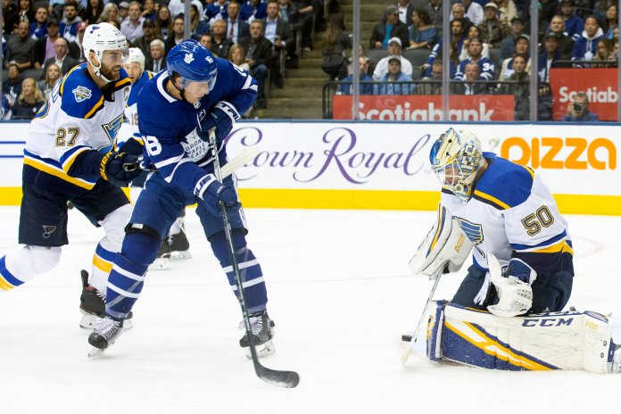 As it comes time for the NHL to renew a new contract, it is guaranteed that the other major networks, including FOX and ESPN, will be interested in acquiring some form of viewing rights.  Chris Young/The Canadian Press via AP