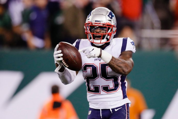 The Patriots defense has outscored their opponents 20-18 on the year.  Photo from the Associated Press.