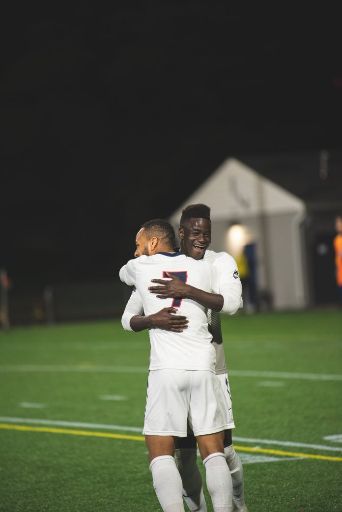 UConn hosts Tulsa at Dillion Stadium for their last home game of the season. UConn scored 6 goals over Tulsa on Senior Night, a great way to send off the seniors.  Photo by Eric Yang/The Daily Campus