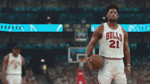 NBA 2K has been popular since 2001. The video game continues to grow and has gained global popularity.  Photo courtesy of    2ksupport.com