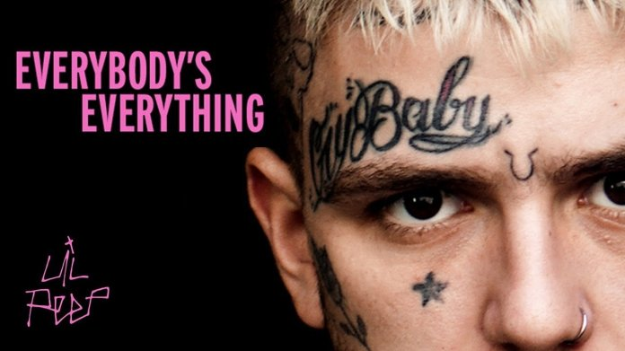'Everybody's Everything' is the second album released of late rapper, Lil Peep. Along with the album, the 'Everybody's Everything' documentary was released on Nov. 15, 2019.  Photo courtesy of    pitchfork.com
